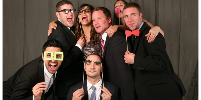 get silly with the stylish hip weddings photobooth....fun for the whole family!