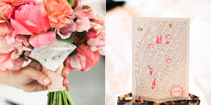 Snippet & Ink Feature on one of our Stylish Hip Weddings!