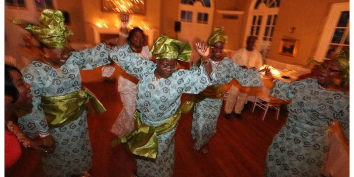 most awesome nigerian & russian wedding at the highlands country club