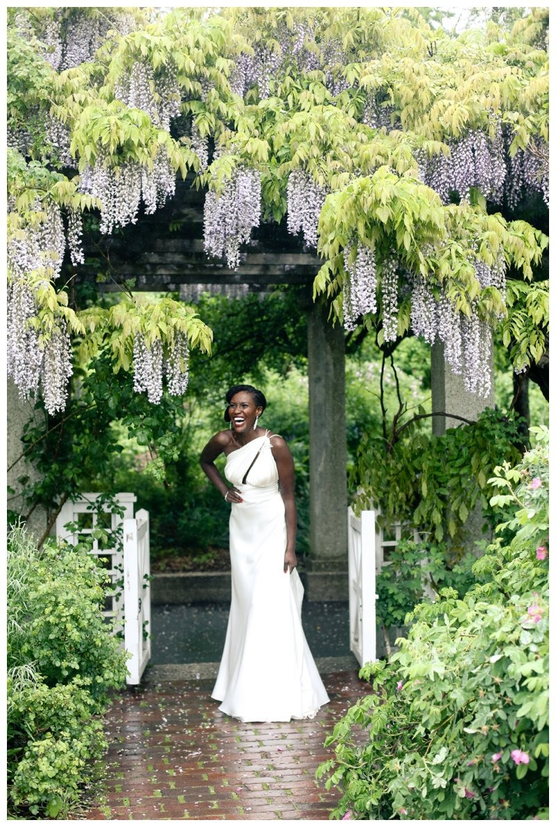 Njoki and pierres misty brooklyn botanic garden wedding stylish njoki and pierres misty brooklyn botanic garden wedding junglespirit Gallery