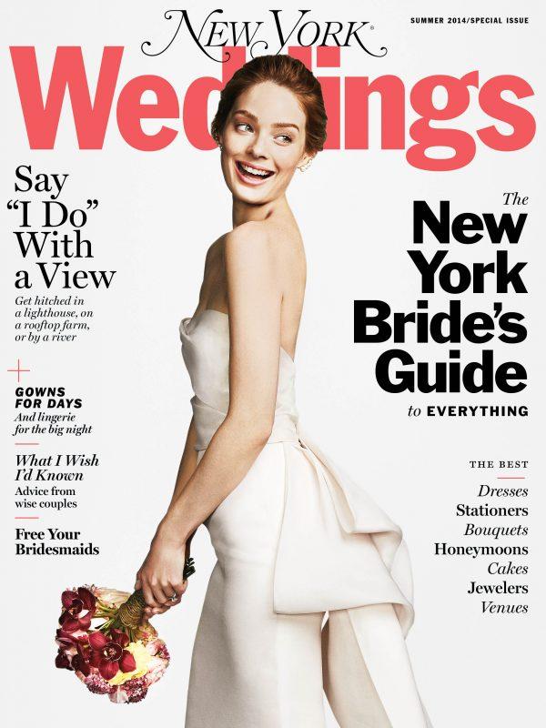New York Magazine's Wedding Issue