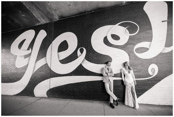 From Australia to NYC to elope