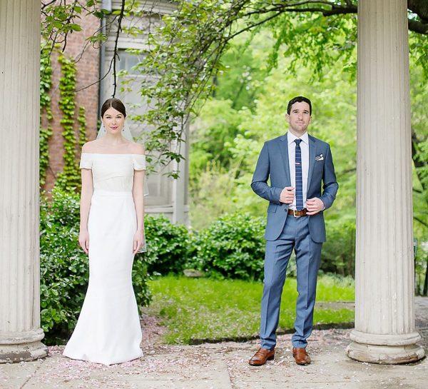 Jill + Lance | Prospect Park Picnic House Wedding