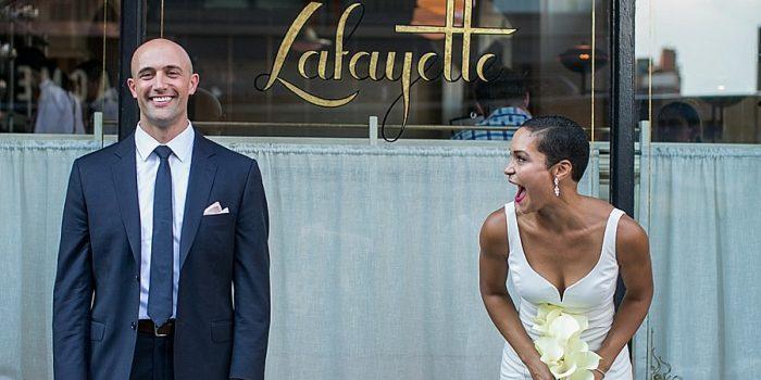 Helena + Joseph's | Lafayette Restaurant Wedding