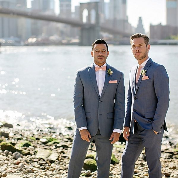 Felix + Jose Elope at the Wythe Hotel