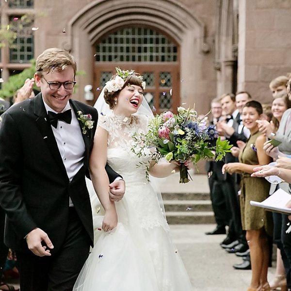 Gorgeous Wedding at the Prospect Park Boathouse