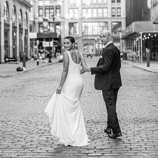 Helena + Joseph's wedding at Lafayette
