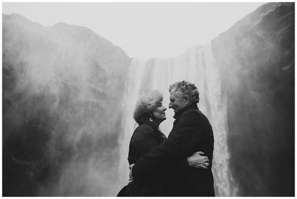 Tammy + Mac | Iceland Vow Renewal | Reykjanes Peninsula
