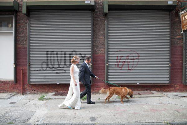 Beautiful Wedding at 26 Bridge Brooklyn