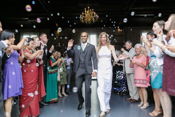 Anna and Satchith Wedding at The Green Building