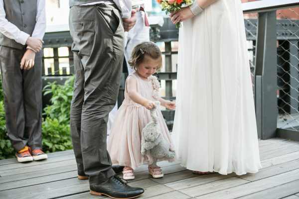 Eloping on the Highline