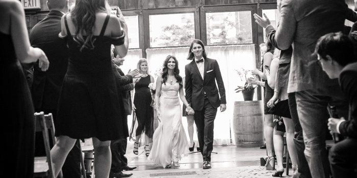 Shahla + Tim | Brooklyn Winery Wedding