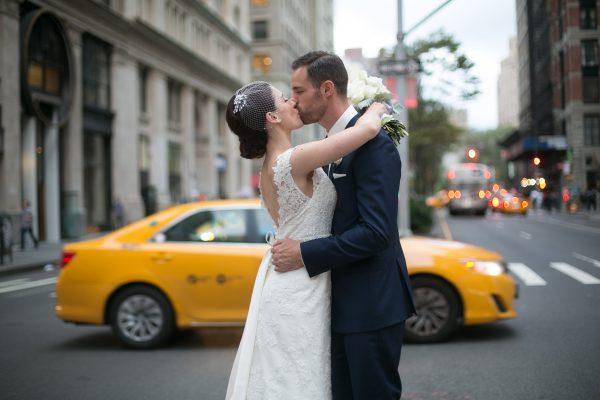 Sweet Central Park Wedding