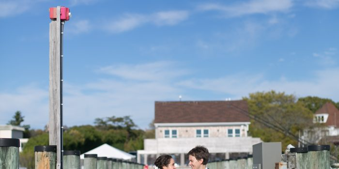 Fall Wedding in Montauk