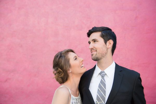 Agatha and Adam Elope in NYC!
