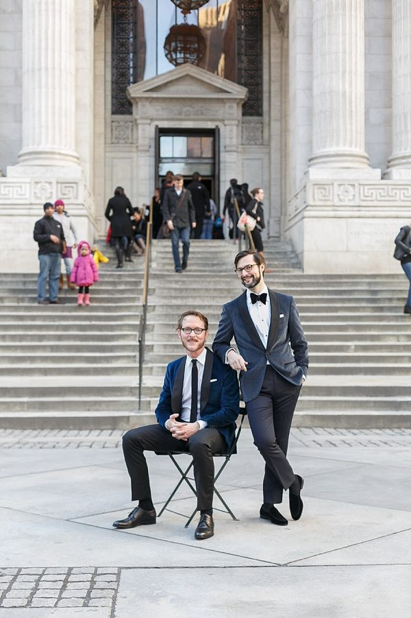 Nathan + Charles | Housing Works Bookstore