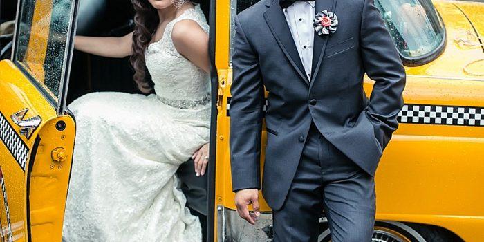 Carolyn and Justin's Wedding at Studio Square