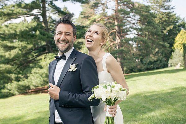 Carolina and Serkan's Wedding at Wave Hill