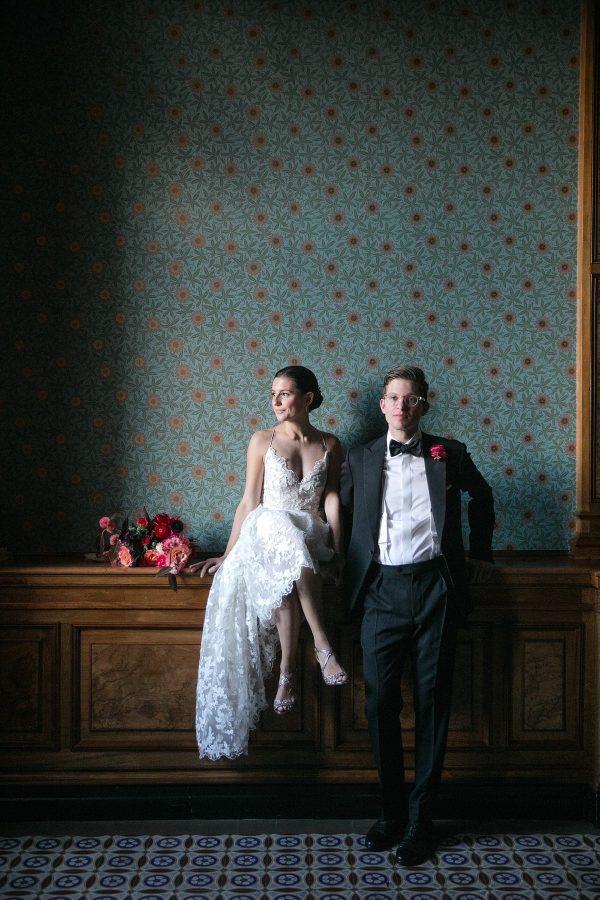 Maddie + Chris | Weylin Wedding