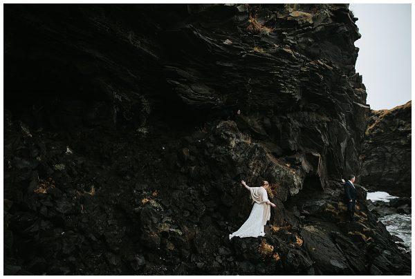 Erin + Jonothan | Iceland Elopement