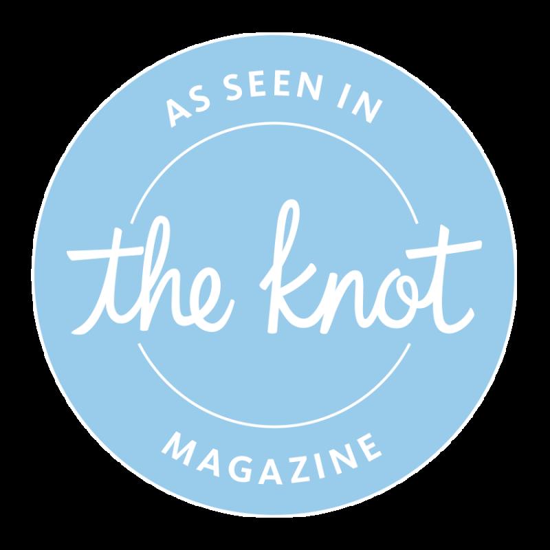 Brooklyn Wedding Photographer as seen on The Knot Magazine