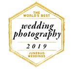 The Worlds Best Wedding Photography 2019 by Junebug Weddings