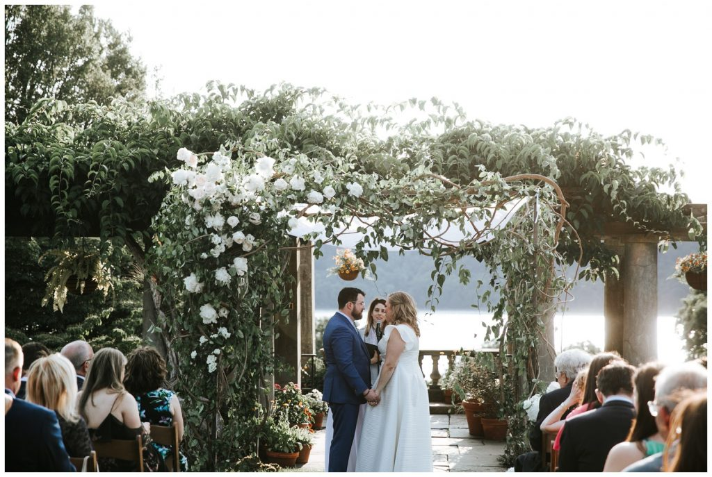 wave hill wedding